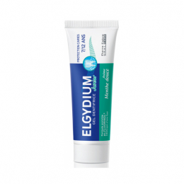 Elgydium Gel dentifrice Junior menthe douce - 50ml
