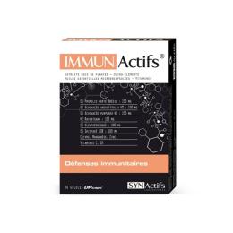 Aragan Synactifs Immunactifs - 30 gélules