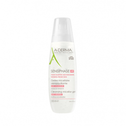 A-Derma sensiphase gelée micellaire anti-rougeurs - 400ml