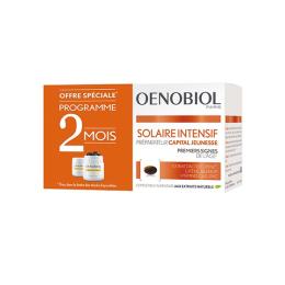 Oenobiol Solaire intensif capital jeunesse - 2x30 capsules