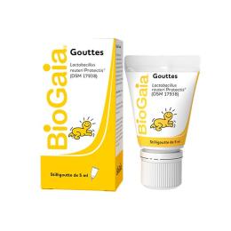 BioGaia Gouttes - 5ml