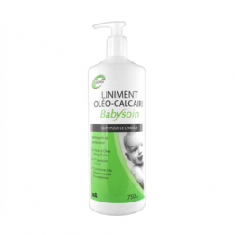 Cooper Liniment oléo-calcaire babysoin - 750 ml