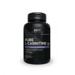 Pure L-Carnitine 2g - 90 gélules