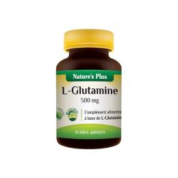 Nature's Plus L-Glutamine 500mg - 60 gélules
