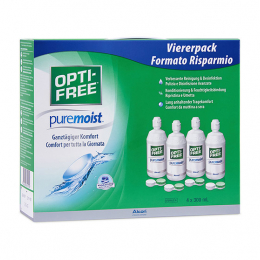 Alcon Opti-free Puremoist - 4x300ml