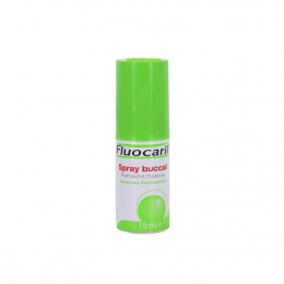 Fluocaril spray buccal - 15ml