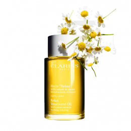 """Clarins Huile """"Relax"""" - 100ml"""