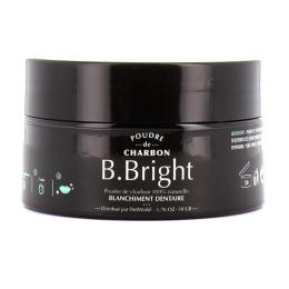 B Bright Poudre de charbon - 50g
