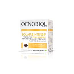 Oenobiol Solaire intensif peau sensible - 30 capsules