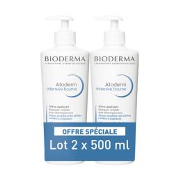 Bioderma atoderm intensive baume - 2x500ml