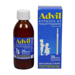 AdvilMed sirop enfant nourrisson - 200ml