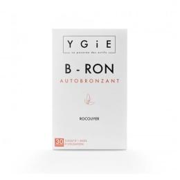 Ygie B-RON Autobronzant - 30 comprimés