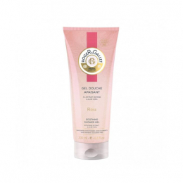Roger & Gallet  Gel douche apaisant rose - 200ml