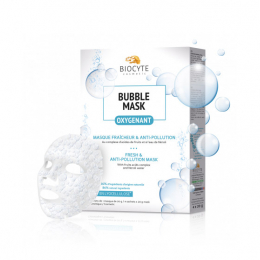 Biocyte Bubble mask - 4 masques