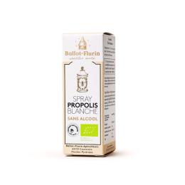 Ballot-Flurin Spray Propolis blanche sans alcool BIO - 15ml