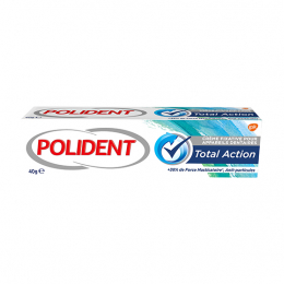 Polident Total action - 40g