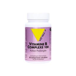 Vit'all+ Vitamine B Complexe 100 - 30 comprimés