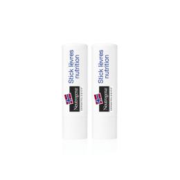 Neutrogena Stick lèvres nutrition - 4,8g + le 2ème à -50%