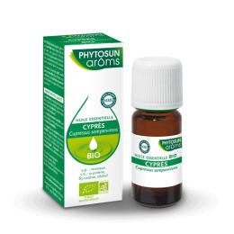 Phytosun aroms Huile essentielle Bio Cyprès - 10ml