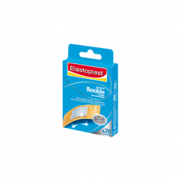 Elastoplast pansement flexible 20 pansements