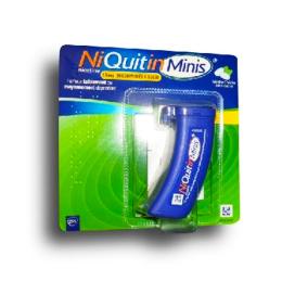 Niquitinmini 1.5mg sans sucre - x20 comprimés édulcoré
