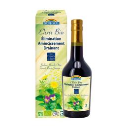 Biofloral Elixir Elimination, amincissement, drainant BIO - 375ml