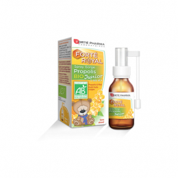 Forté Pharma Forté Royal Spray gorge Propolis BIO Junior dès 5 ans - 15ml