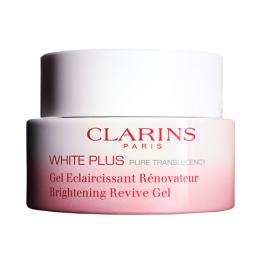 Clarins White Plus gel-masque nuit éclaircissant rénovateur - 50ml