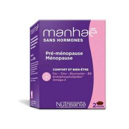 Manhaé pré-ménopause ménopause sans hormones - 60 capsules
