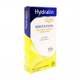 Gel lavant Gyn irritation  - 400ml