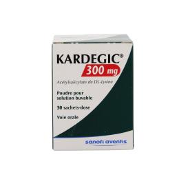 Kardegic 300MG - 30 sachets