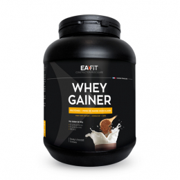 Eafit Gainer max saveur chocolat noisette - 1,1kg