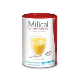 Crèmes minceur saveur vanille - 12 crèmes