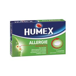 Humex allergie Loratadine 10 mg - 7 Comprimés