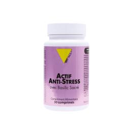 Vit'all+ Actif anti-stress - 30 comprimés