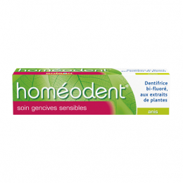 Boiron Homéodent Soin gencives sensibles Anis - 75ml