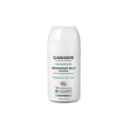 Gamarde Hygiène douceur Déodorant bille douceur Thé vert BIO - 50ml