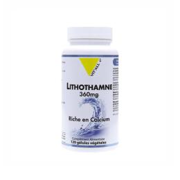Vit'all+ lithotamne 360mg - 120 gélules