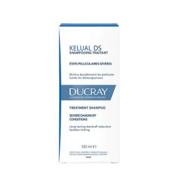 Ducray Kelual DS Shampooing Traitant Etats Pelliculaires Sévères - 100ml