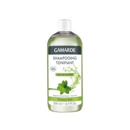 Gamarde Shampoing Tonifiant Menthe Poivrée BIO - 500ml