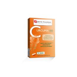 Forté Pharma curcuma 100 -15 gélules