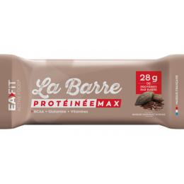 Eafit Barre protéinée max Chocolat intense - 60g