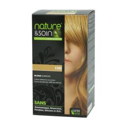 Santé Verte nature & soin coloration permanente blond suédois 10N - 129ml