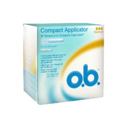 Tampons Normal avec Applicateur- x16