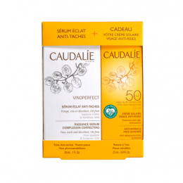 Caudalie Coffret Sérum Vinoperfect