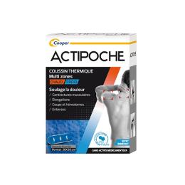 Cooper Actipoche Coussin thermique Multi Zones