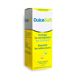 DulcoSoft Laxatif Solution Buvable 250ml