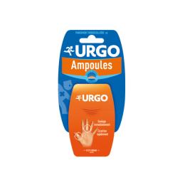 URGO Ampoules traitement Doigt/orteil - 6 pansements hydrocolloïdes
