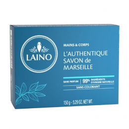 Laino L'authentique savon de Marseille -150g