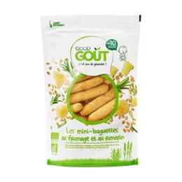 Good Gout Mini-baguettes au fromage et au romarin - 70g